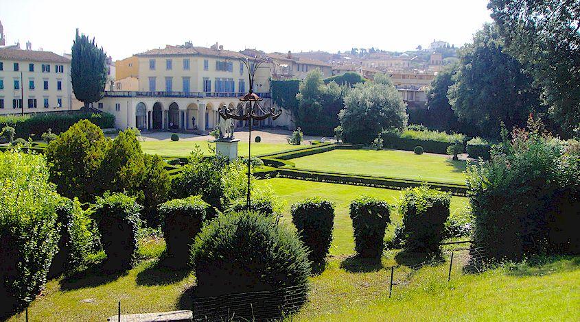 ... day in Florence: Cortili e Giardini Aperti a Firenze 24 May 2015