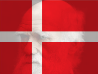 Someone dared to question evolutionary science and point out moral problems with mixing Christianity with the Bible. The state church of Denmark wants him reeducated.