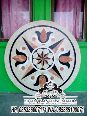 Jual Border Inlay Marmer