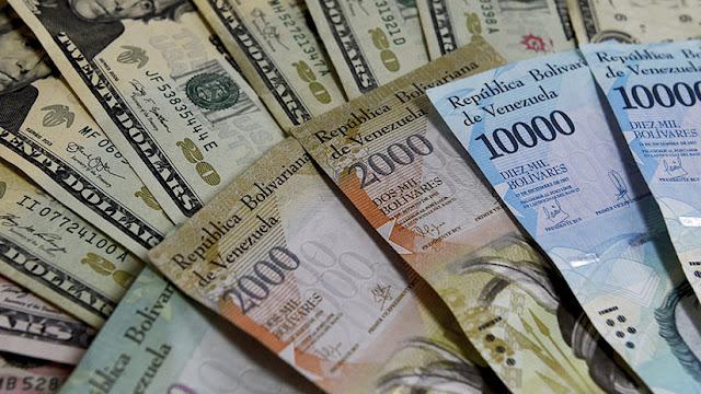 Venezuela anuncia exclusión del dólar del sistema cambiario oficial