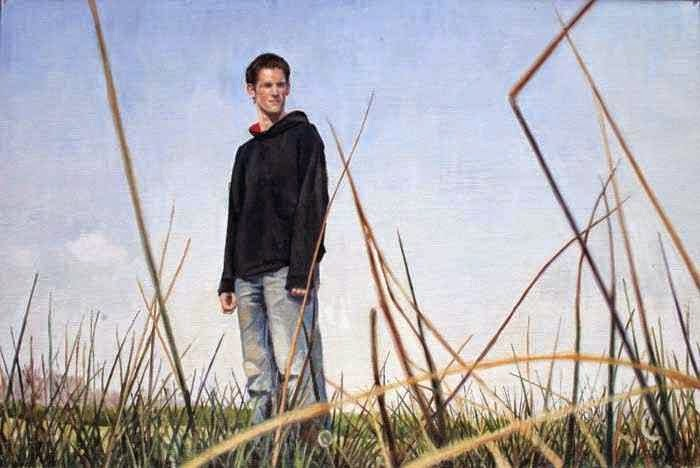 Фигура человека. Rupert W Brooks