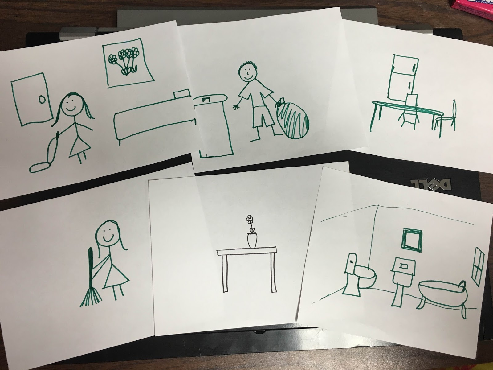 drawing game like telephone Je Mappelle Madame Telephone Pictionary