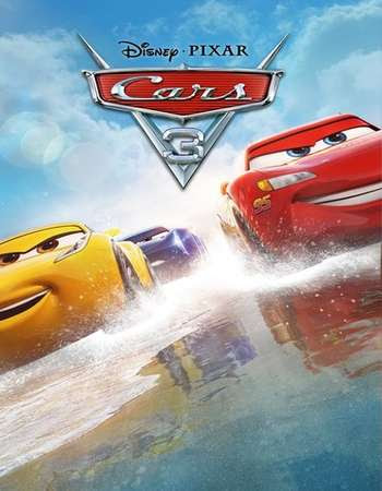 Poster Of Cars 3 In Dual Audio Hindi English 300MB Compressed Small Size Pc Movie Free Download Only At worldfree4u.com