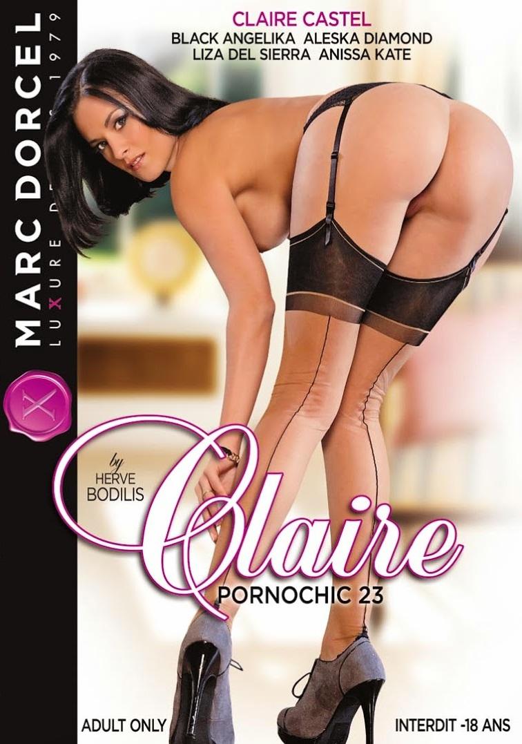 Pornochic 23 Claire Castel [2012] [DVD9] [NTSC] [Resubido]