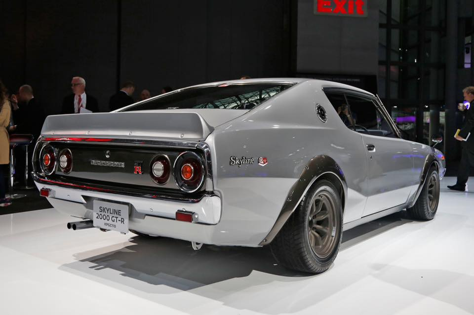 Muscle Car Collection 1973 Nissan Skyline 2000gt R History