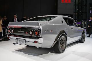 1973 Nissan Skyline 2000GT-R Rear Side