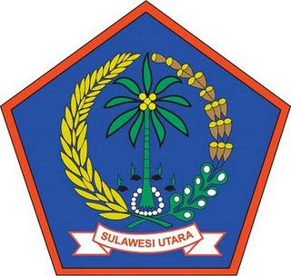 Lambang Provinsi Sulawesi Utara