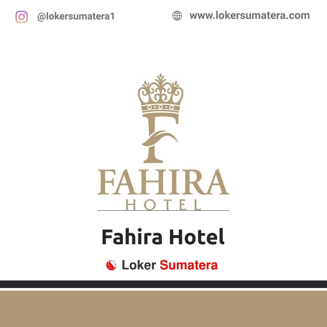 Lowongan Kerja Bukittinggi: Fahira Hotel September 2020
