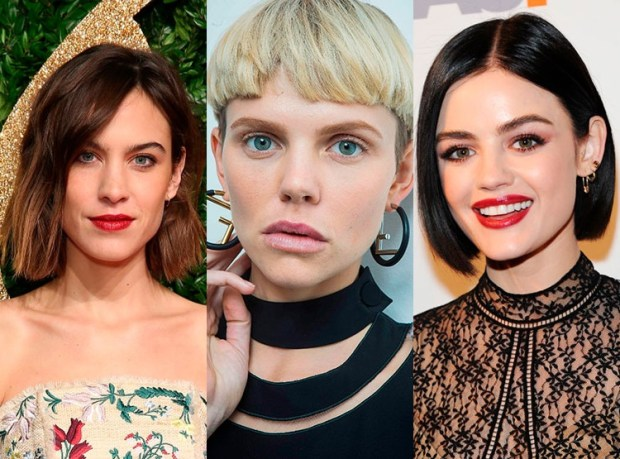 Best Haircuts For Women Fall Winter 2017 2018: Easy Hairstyles: Haircuts For Women Fall-Winter 2017-2018