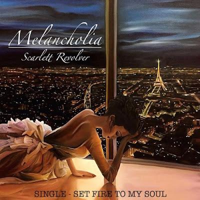 "Scarlett Revolver Unveil New Single ""Set Fire to My Soul"""