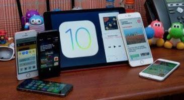 daftar perangkat ios 10