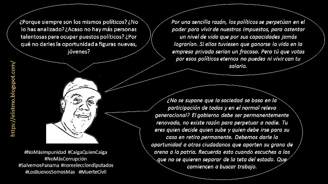 #noreelecciondiputados