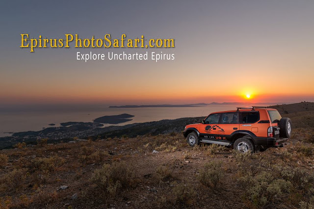 Epirus Photo Safari - Είστε έτοιμοι για περιπέτεια;
