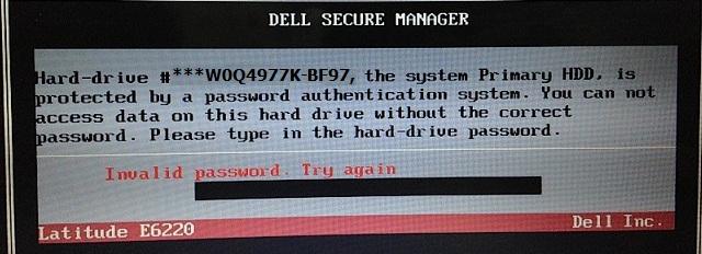 Dell Latitude 5290 Bios Password | Reset Dell Bios & HDD