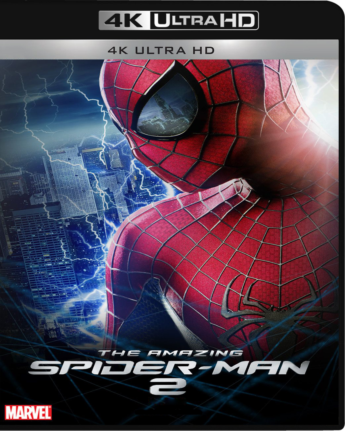 The Amazing Spider-Man 2: Rise of Electro [2014] [UHD] [2160p] [Español]