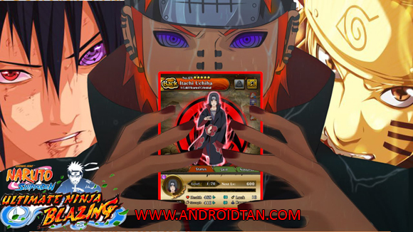 Ultimate Ninja Blazing Mod Apk 1 Hit Kill