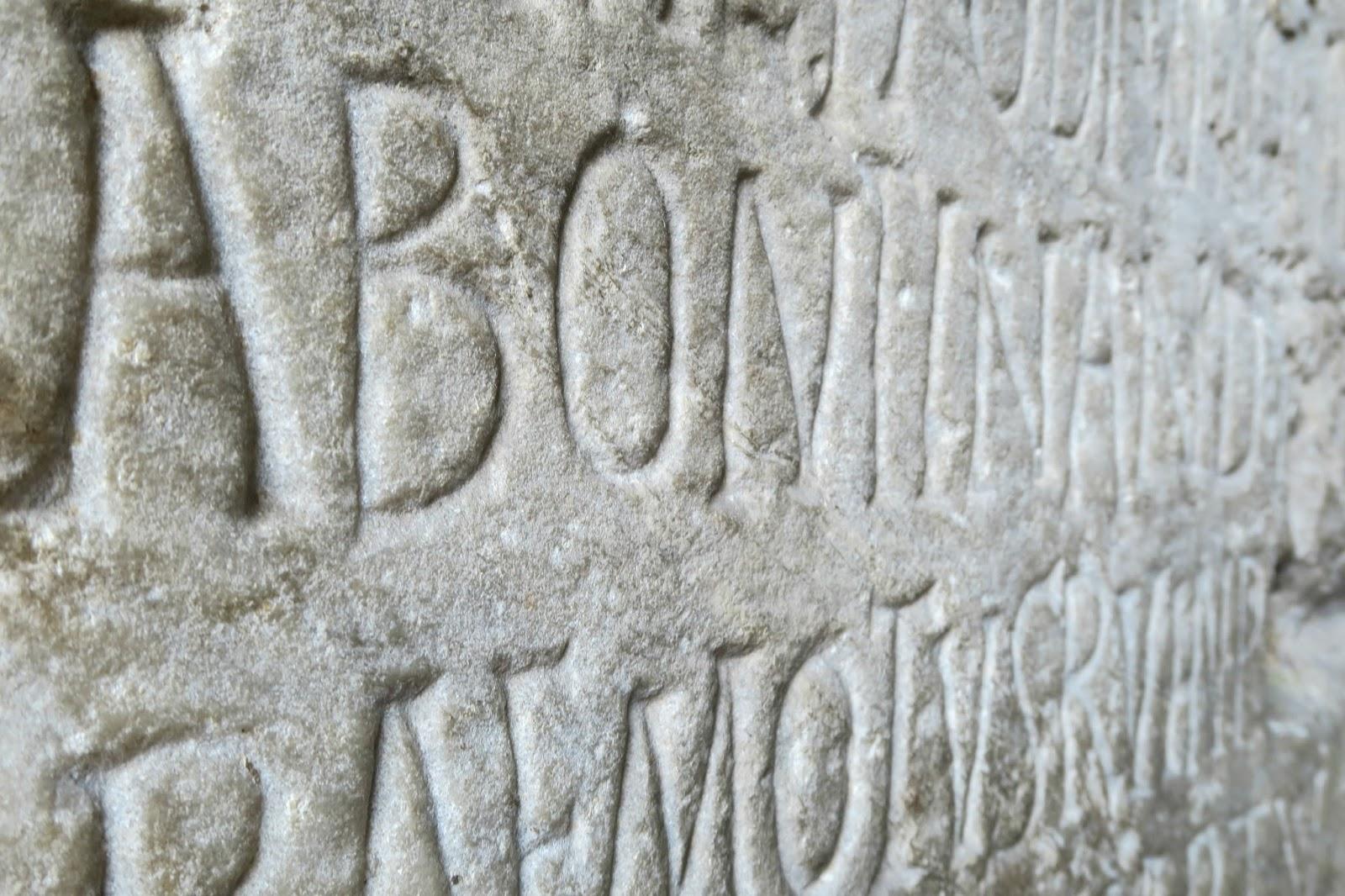 Colosseum writings