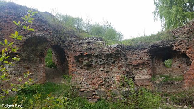 ruiny, zamek, Tarnowscy, Tarnów