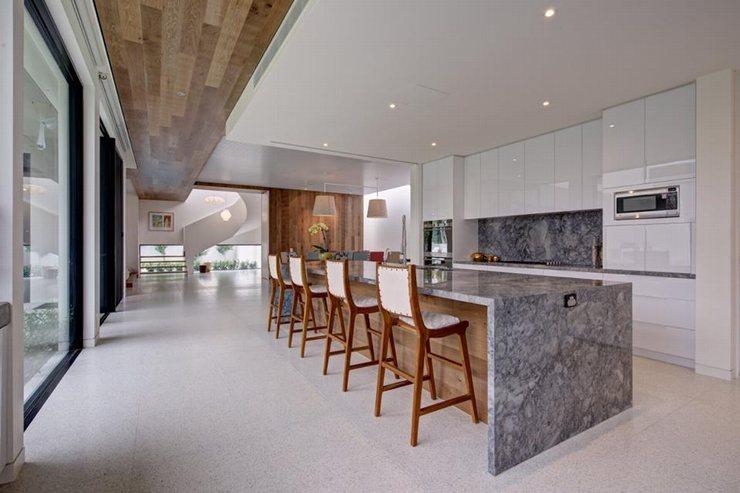 thiết kế thi công nội thất nhà bếp độc đáo 17