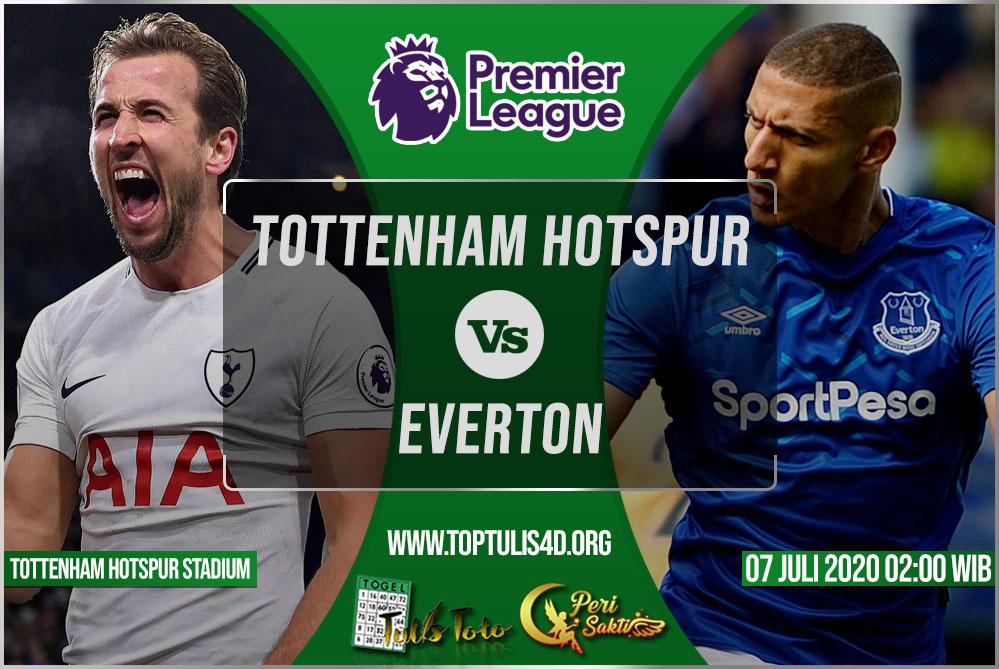 Prediksi Tottenham Hotspur vs Everton 07 Juli 2020