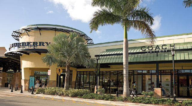 Compras nos outlets em Miami