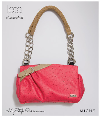 Miche Leta Classic Shell May 2013 from MyStylePurses.com