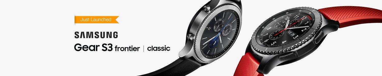 Samsung Gear S3 Frontier in BD