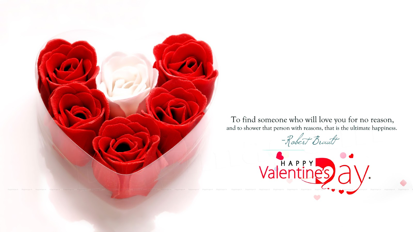 Cute Roses Wallpapers With Wordings D I G G I M A G E Valentines Day