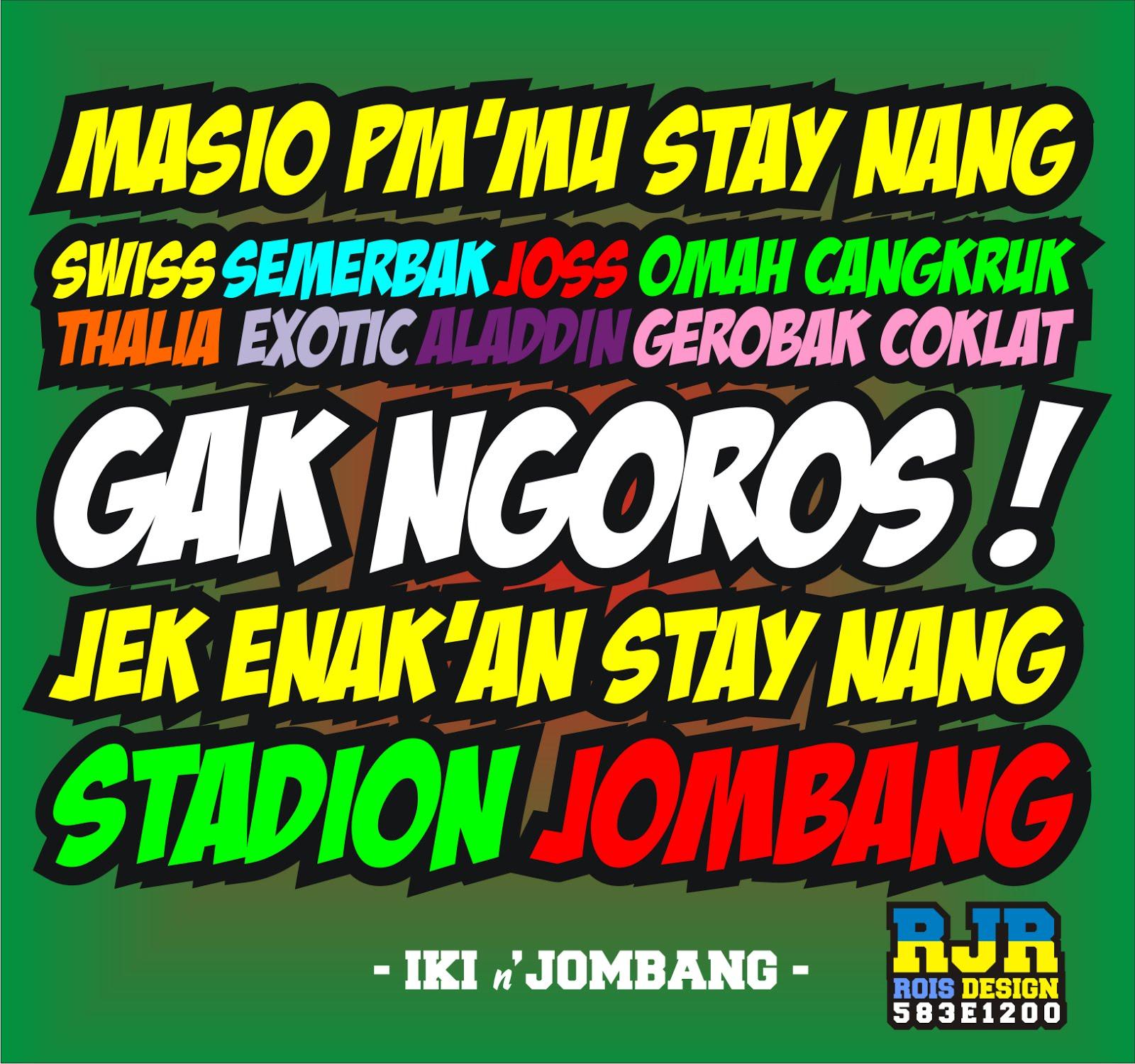 Kata Kata Racing Bahasa Jawa - Katapos