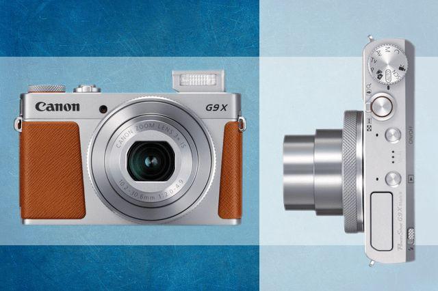 tampilan ringan dan stylish kamera saku canan powershot g9 x mark ii