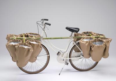 Diseño de accesorio para bicicleta