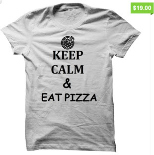 pizza t shirts