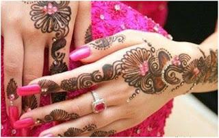 Henna Pernikahan Sederhana
