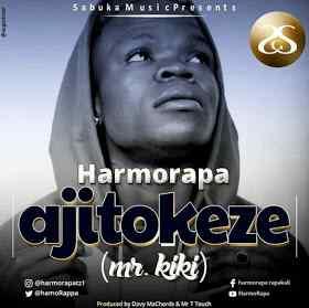 Audio | Harmorapa - Ajitokeze