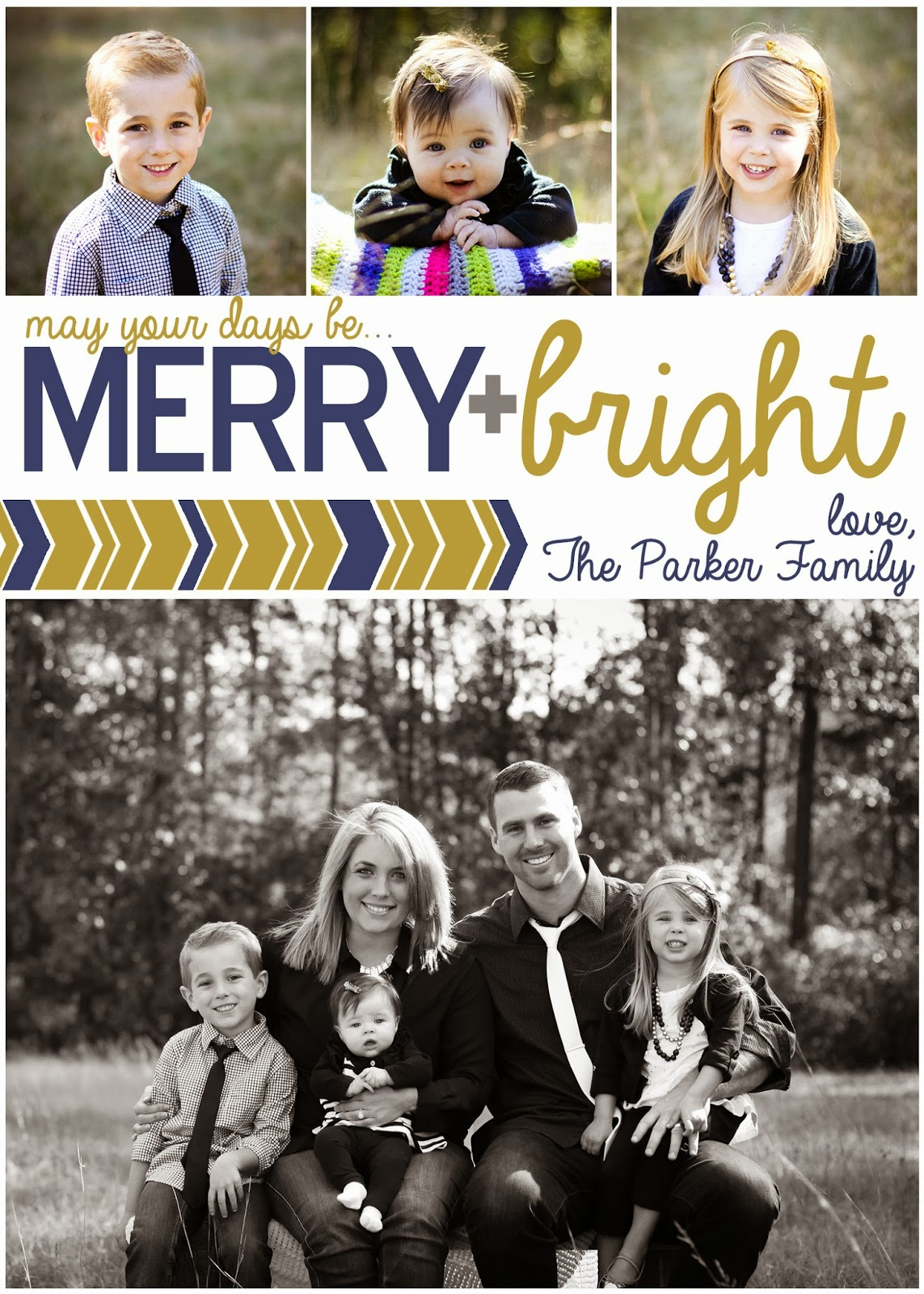 Christmas Card Roll Call 2014