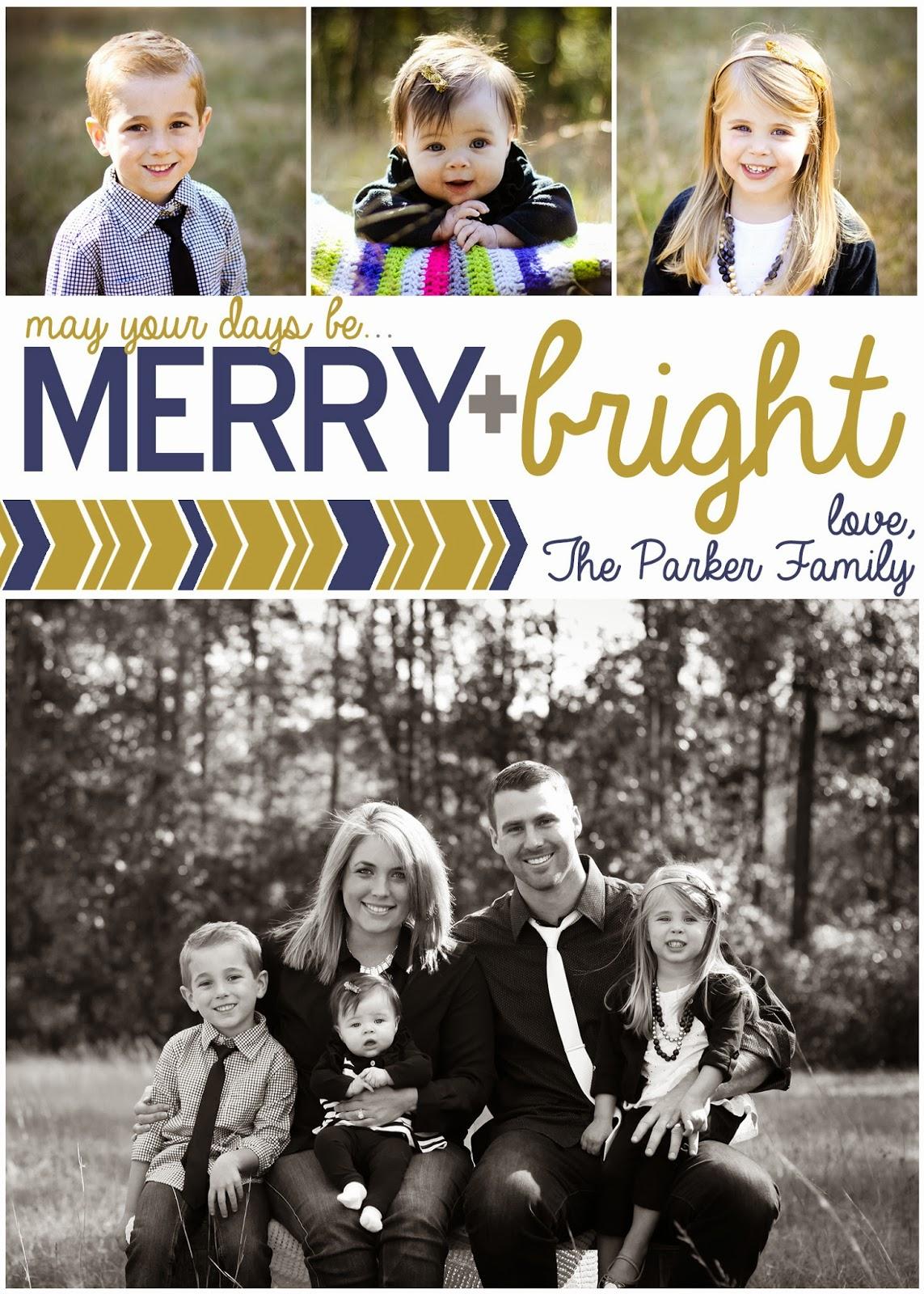 Christmas Card Roll Call 2014