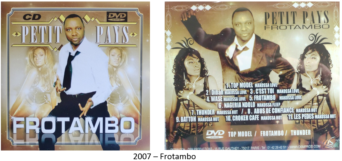 PETIT PAYS FROTAMBO