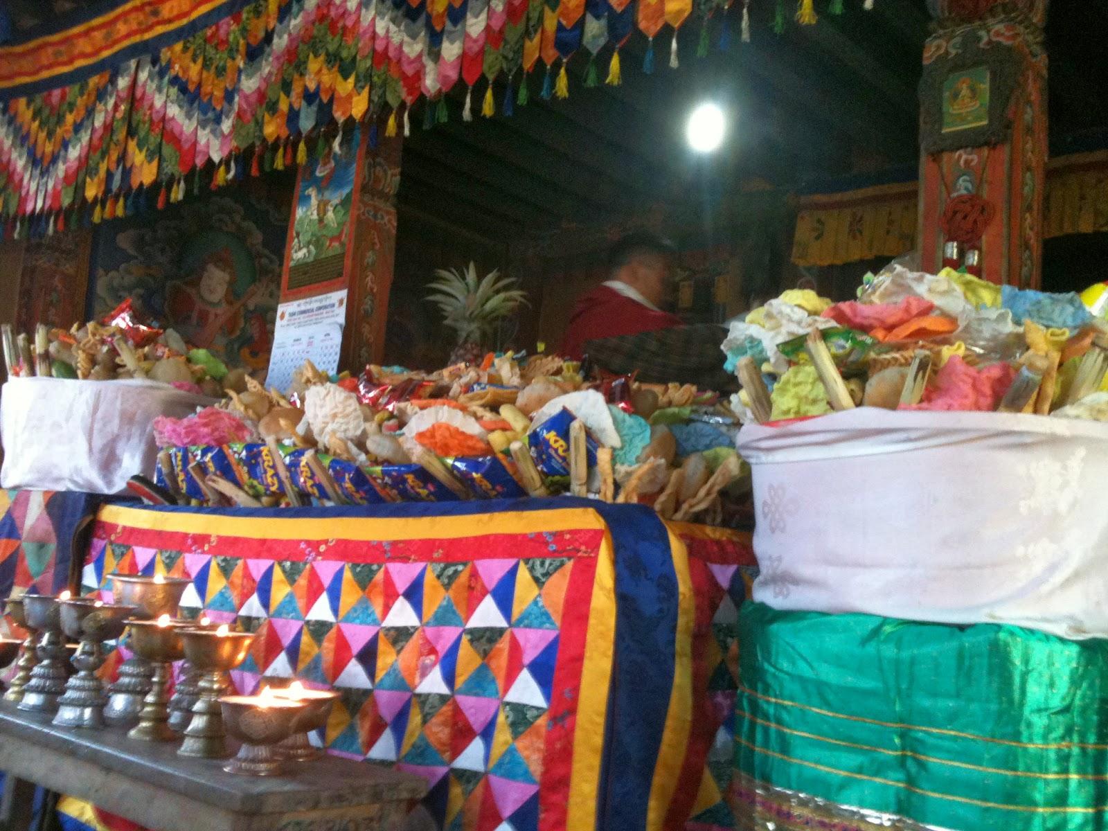 BHUTANESE RITUAL - TSHO-BHUM