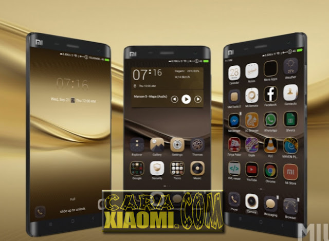 Exclusive MIUI Theme Lux (Huawei Honor Theme) Mtz For Xiaomi Update