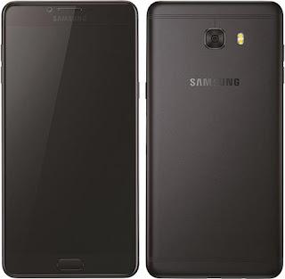 Gambar Samsung Galaxy C9 Pro Hitam