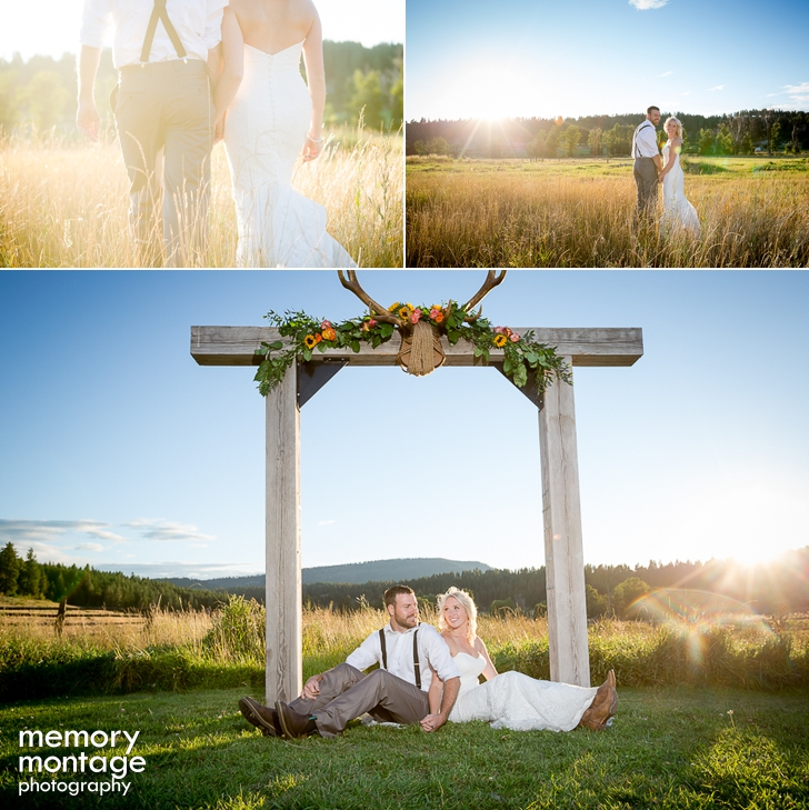 Wedding on the Ranch at Swauk Creek in Cle Elum || Kristen + Jordan