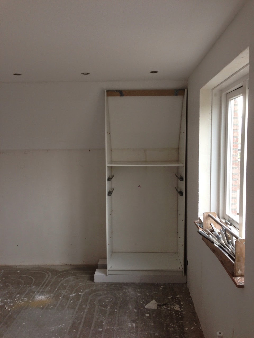 Pax Szafa Fully Functional Ikea Fitted Wardrobe For Sloping Ceiling