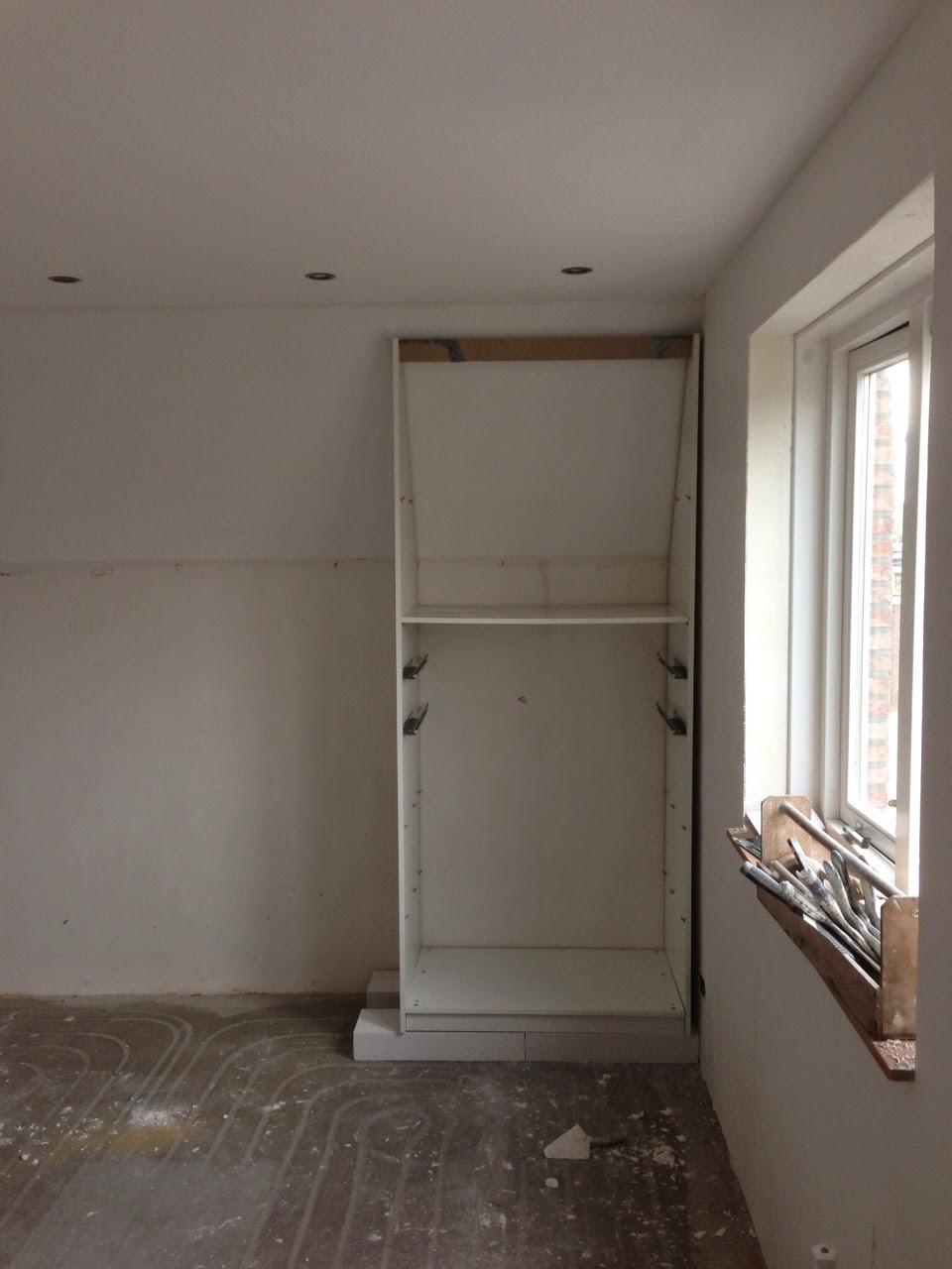 Loft Bed With Wardrobe Under