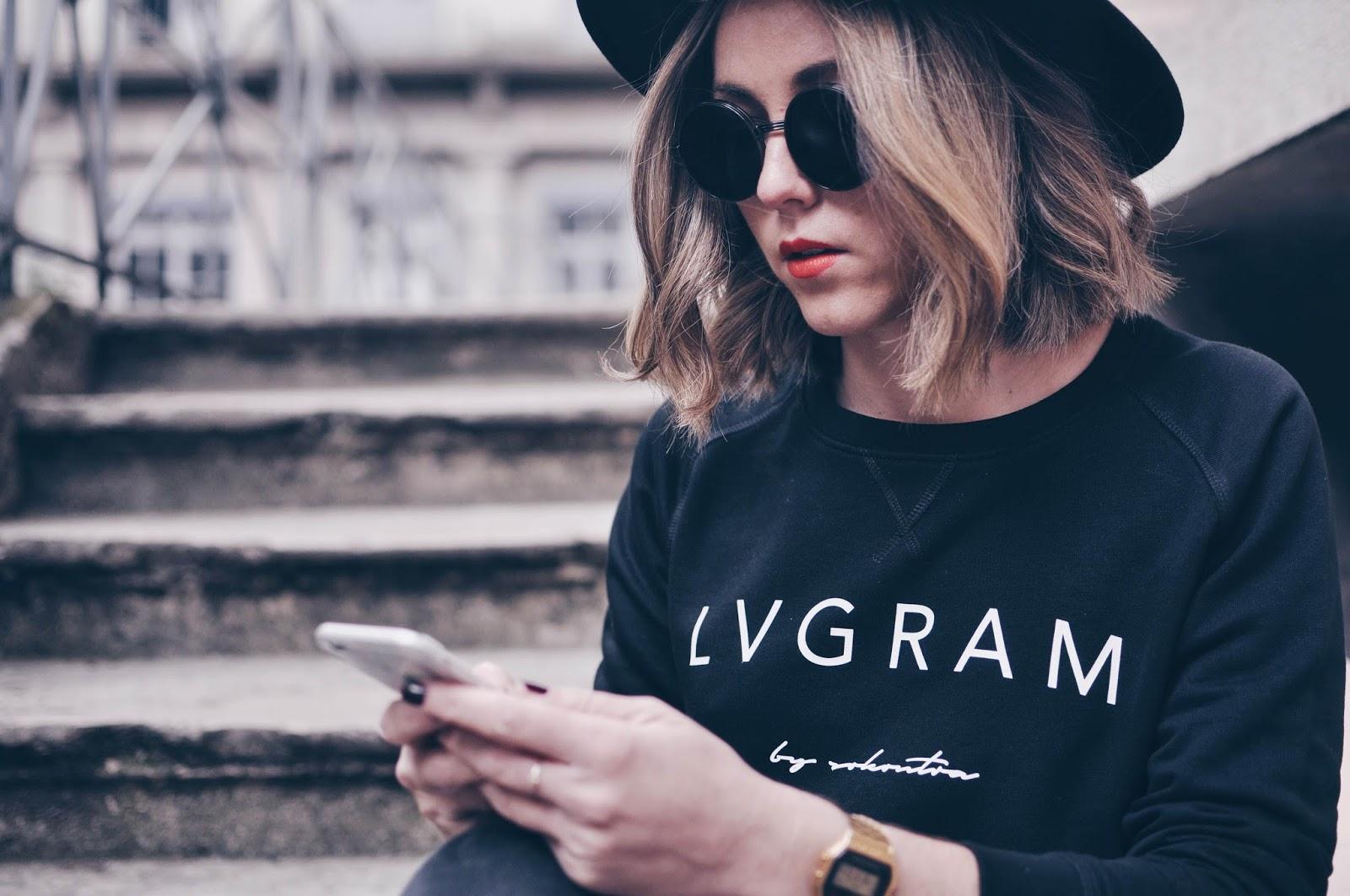 Look Livestagram bloggeuse lyonnaise