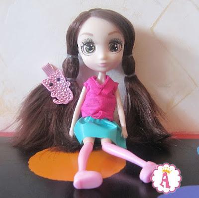 Японская кукла в стиле аниме Namika Shibajuku Girls collection