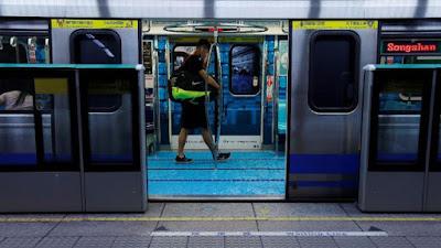 mrt singapura tergenang banjir kepri expose