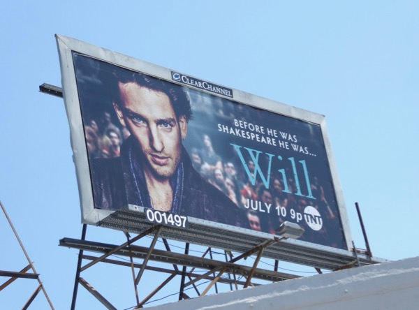 Will TV series billboard