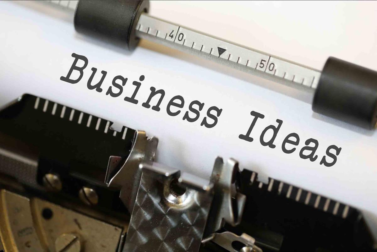 A Collection Of Business Ideas
