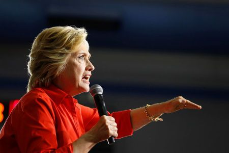 Clinton Says Russian Intelligence Services Hacked DNC