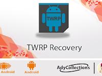 Tutorial Cara memasang TWRP Recovery Di Samsung galaxy J5